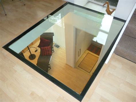 Glass Floor House by Glass Architecture