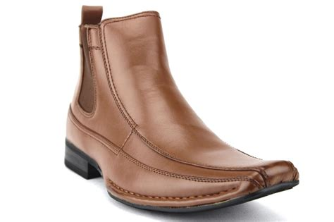 square toe dress boots for mens new s majestic leather lined ankle high square toe