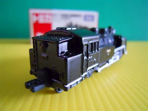 Tomica 80 Steam Locomotive tomica 80 c11 1 steam locomotive dextersdc
