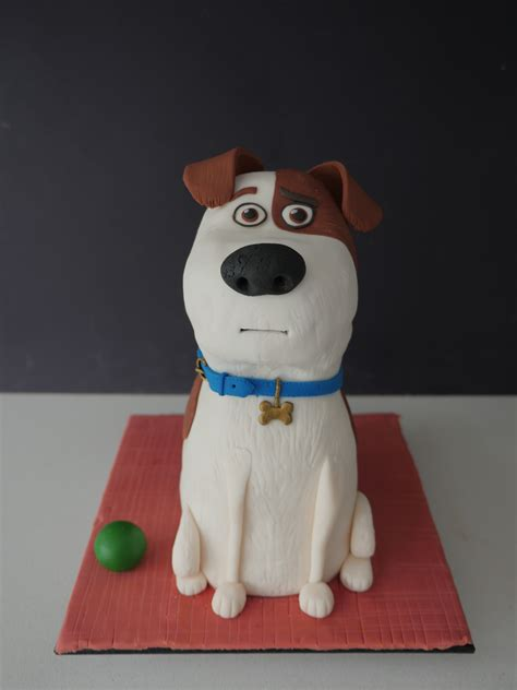 howtocookthat cakes dessert chocolate dog cake