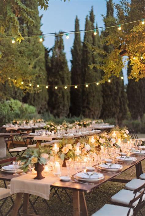 throw  tuscan style wedding    fly