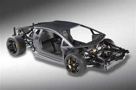 lamborghini chassis lamborghini previews aventador lp700 4 rolling chassis