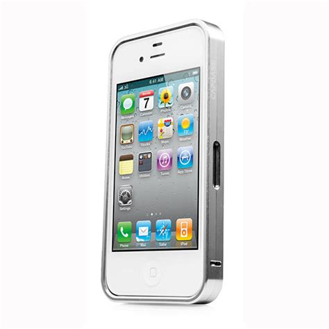 Sale Capdase Alumor Bumper Duo Frame For Iphone 55s Original 2 capdase iphone 4s 4 alumor bumper duo frame silver