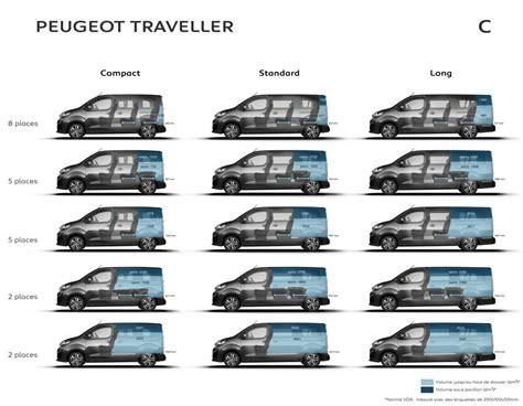 Peugeot Traveller Dimensions Ext 233 Rieures Et Int 233 Rieures