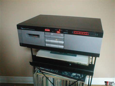 nakamichi lx 3 cassette deck nakamichi lx 3 cassette deck photo 358796 canuck audio mart