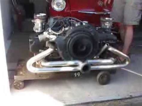 small engine service manuals 1989 volkswagen type 2 on board diagnostic system vw type 3 boxer engine tůrov 225 n 237 youtube