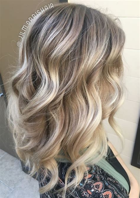 Best 25 Blonde Balayage Highlights Ideas That You Will