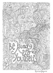 inspirational coloring pages for adults 12 inspiring quote coloring pages for adults free printables