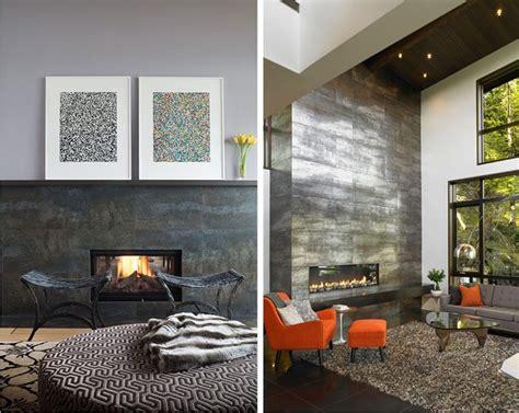 anthrazit wandfarbe metallische wandgestaltung f 252 r luxuri 246 ses ambiente mit