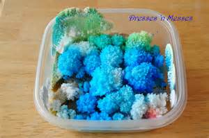 how to make crystals at home grow a garden dresses n messes
