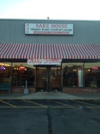 sake house menu ranked 22 of 50 restaurants in milford