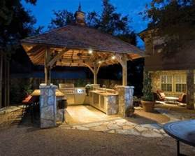 Ideas For Outdoor Kitchens 40 Outdoor Kitchen Ideas Amp Designs 2016 2017 Decorationy