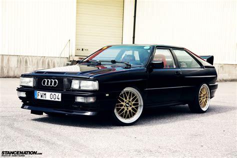 classic Audi quattro on BBS rims [1500x1000] : carporn