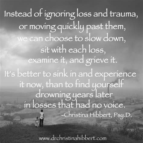 how to cope with losing a understanding coping with loss and dr hibbert