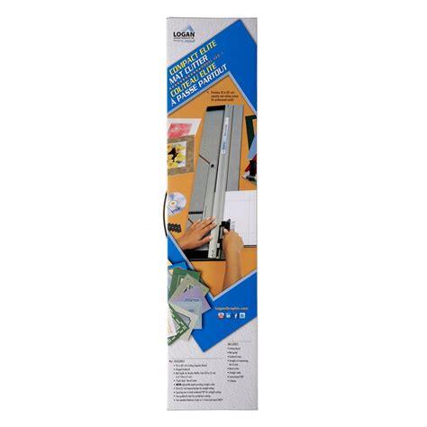 Mat Cutter Uk by Logan 350 1 Compact Elite Mat Cutter 32 Quot