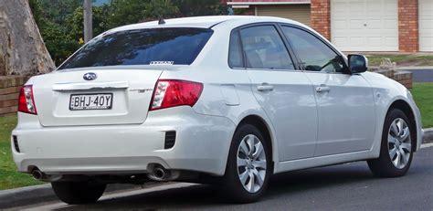 2009 Subaru Impreza Sedan by 2009 Subaru Impreza Iii Sedan Pictures Information And