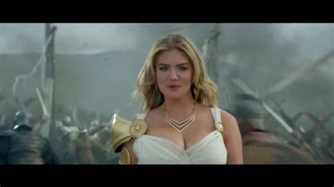 actress game of war commercial game of war fire age tv commercial decisions featuring