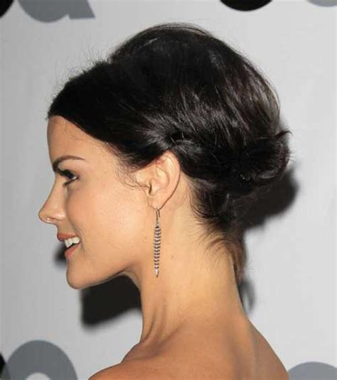 easy hairstyles in short hair 10 cute simple hairstyles for short hair short