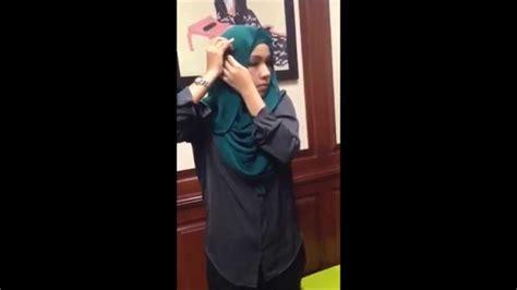 tutorial pashmina katun ima shawl tutorial by filla kasihaleeya blogspot com youtube