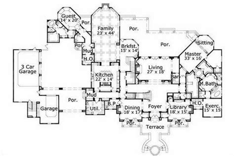 awesome house floor plans awesome luxury mansions floor plans pictures home design