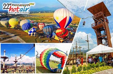 hot air balloon fiesta  pampanga day  promo