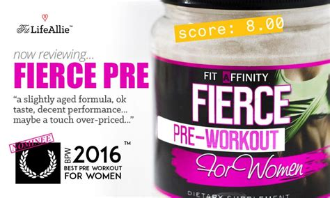 Bae Tea Detox Reviews by My Fit Affinity Fierce Pre Workout Review Is It Bae