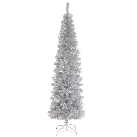 silver christmas trees buy silver christmas tree online