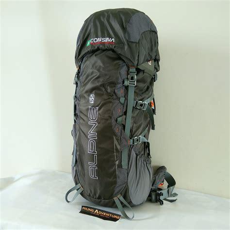 jual tas gunungcarrier tas punggung consina alpine
