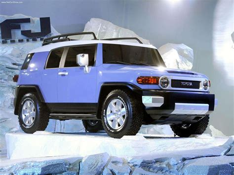 Toyota Crusier Toyota Images Toyota Fj Cruiser 2007 Hd Wallpaper And