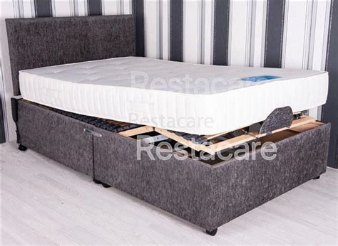 4ft small adjustable electric bed free installation 5 year warranty ebay