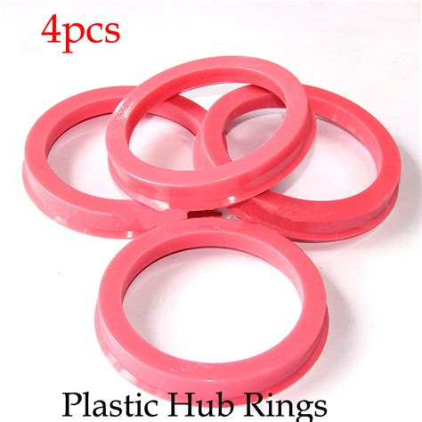 new plastic hub rings for cars wheel spacers center