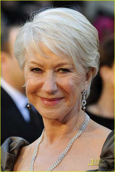 pictures of old lady hairstyles 7 best grey short hair style for older women images on