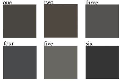 the 25 best charcoal paint ideas on walnut worktops grey home office paint and