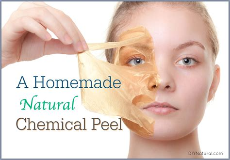 a and chemical peel recipe