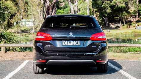 peugeot 308 touring peugeot 308 touring review caradvice
