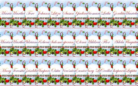 imagenes de feliz navidad con nombres banco de im 193 genes postales navide 241 as con nombres de