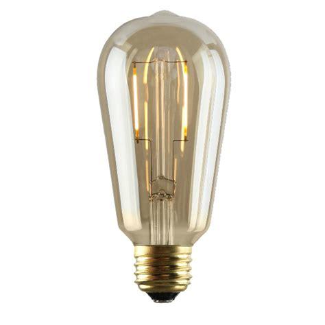 led edison bulbs led glass edison bulb 2 watt