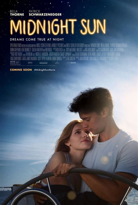 libro midnight sun blood on midnight sun trailer bella thorne only comes out at night deadline