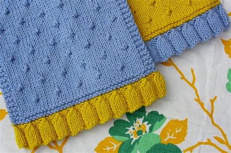 knitted tea towel pattern colorblock tea towel set knitting patterns and crochet