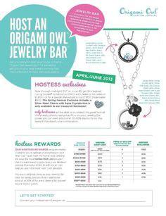 Origami Owl Jewelry Bar Supplies - origami owl on origami owl origami owl