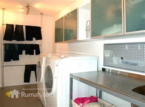 desain dapur dan ruang cuci tujuh cara unik mengeringkan pakaian di dalam rumah