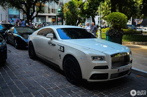 mansory rolls royce rolls royce mansory wraith 20 august 2016 autogespot