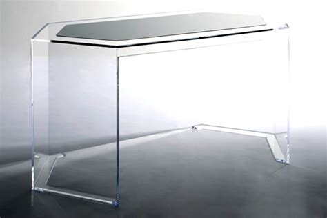 Lucite Desks Furniture by Maximize Your Space With Acrylic Furniture