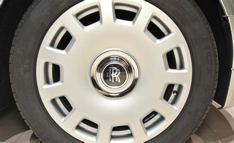 rolls royce wheels car and driver