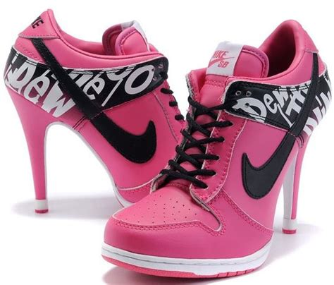 nike high heel sneaker best 25 nike high heels ideas on nike high