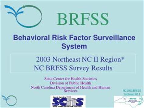 behavioral risk factor surveillance system brfss cdc ppt new york state behavioral risk factor surveillance
