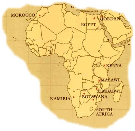 deserts of africa map namib desert africa map gallery