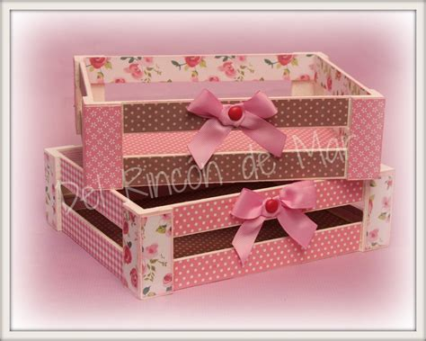 decorar caja de madera caja de madera ikea decorada con decoupage de servilletas