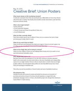 how to write a creative brief template how to write creative brief kingessays web fc2