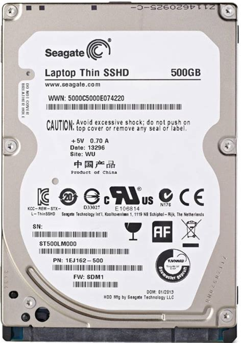 Hardisk Seagate Ssd seagate ssd 500 gb laptop solid state drive sshd